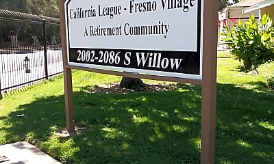 California League Fresno Village, 1