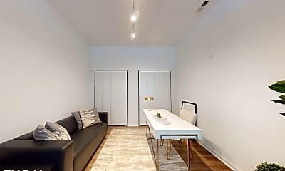 Living Room, 2550 S Wabash Ave., 1