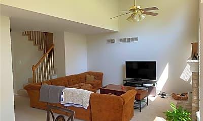 Living Room, 10604 Midland Manor Ct 24, 1