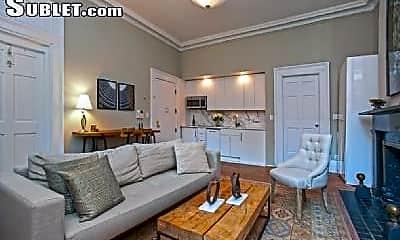 Living Room, 510 E 11th St, 2