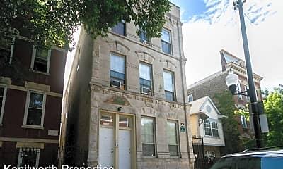 Building, 1837 S Allport St, 1