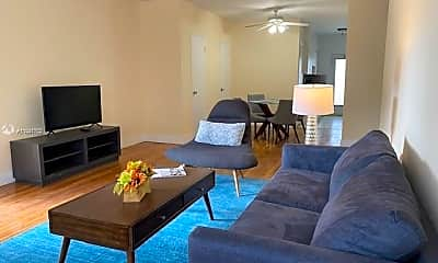 Living Room, 1240 11th St 12, 0
