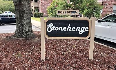 Stonehenge Elderly Apartments, 1