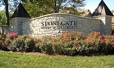 Stonegate Apartments, 1