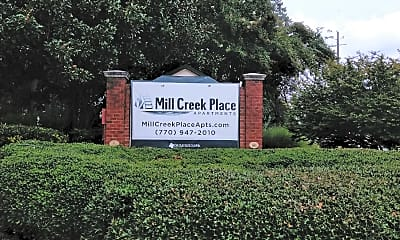 Mill Creek Place Apartments, 1