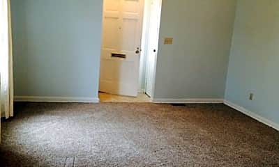 Living Room, 4322 Blackwell St, 1