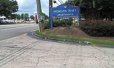 Morgan Trace, 1