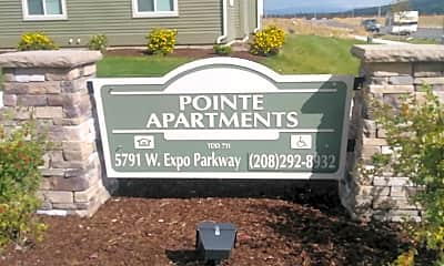 The Pointe Apartments, 1