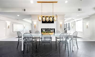 Dining Room, SkyHouse Apartments, 0