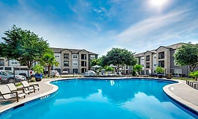 Pool, Magnolia View, 2