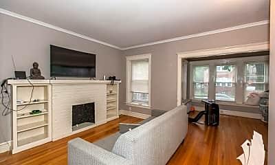 Living Room, 2061 W Birchwood Ave. 3, 1
