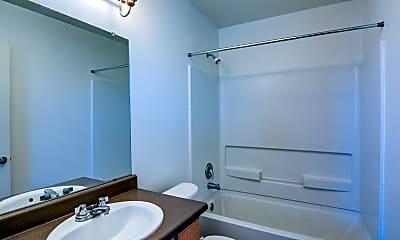 Bathroom, Bella Vista Townhomes, 2