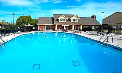 Pool, The Fairways at Moore, 2