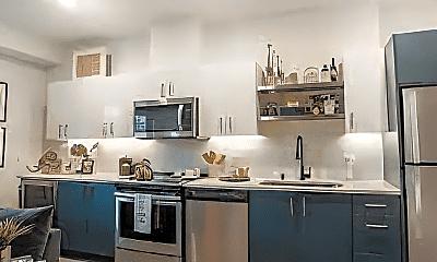 Kitchen, 1005 11th St, 2