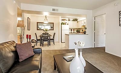 Living Room, The Village at Sun Valley, 1