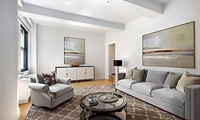 Living Room, 115 E 90th St 4-E, 0