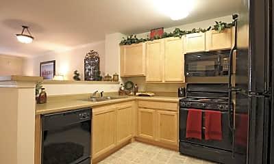 Kitchen, The Stratford At Hillcrest, 1