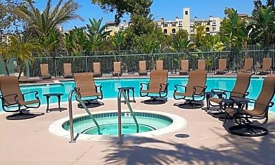 Pool, 2050 Camino De La Reina, 2