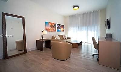 Living Room, 777 N Ocean Dr N416, 1