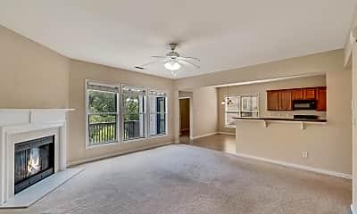 Living Room, 3803 Memphis Dr, 1