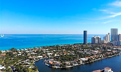 5, One of a kind w/Ocean Views.. 20191 E Country Club, 0