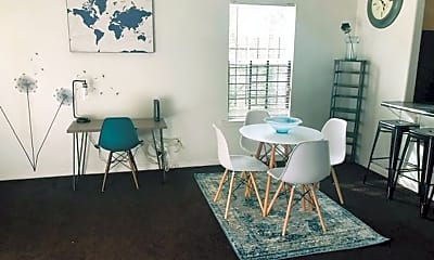 Dining Room, Room for Rent -  a 2 minute walk to bus 95, 0