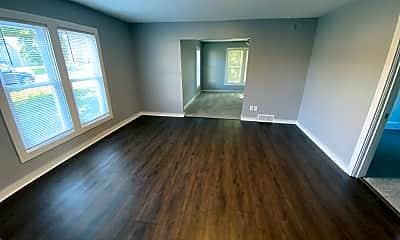 Living Room, 403 Ash St, 1