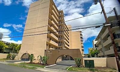Building, 1447 Kewalo St, 0