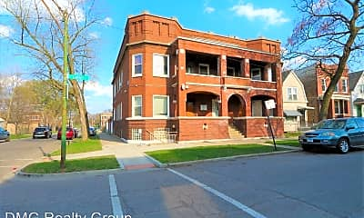 Building, 6601 S Laflin St, 0