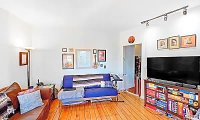 Living Room, 3 Calvin Street, Unit 2, 2