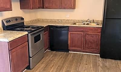 Kitchen, The Oaks at Vandivere, 1