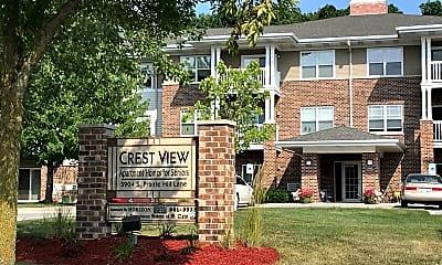 Crest View Senior Apartments, 1