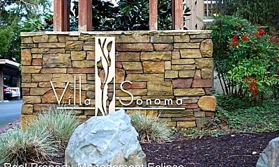 Community Signage, 8244 126th Ave NE, 1