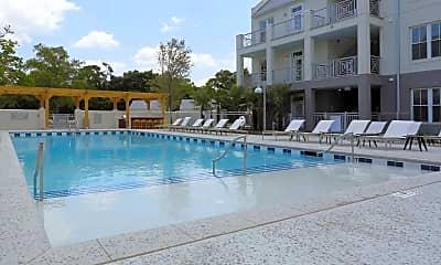 Pool, Link Apartments Mixson, 0