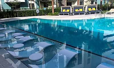 Pool, Broward Blvd, 2