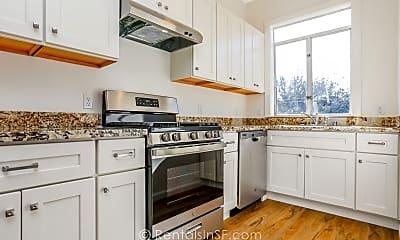 Kitchen, 204 Girard St, 1