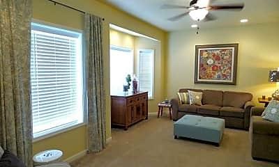 Living Room, 105 Moorea Dr, 1