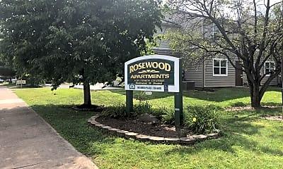 Rosewood Apartments- Senior Housing, 1