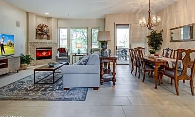 Living Room, 16420 N Thompson Peak Pkwy 1013, 0