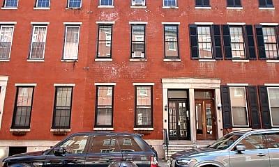 Building, 1828 Pine St, 1