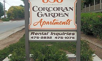 CORCORAN GARDENS, 1