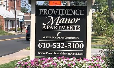 Providence Manor, 1