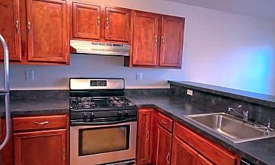Kitchen, Fairview Village, 1