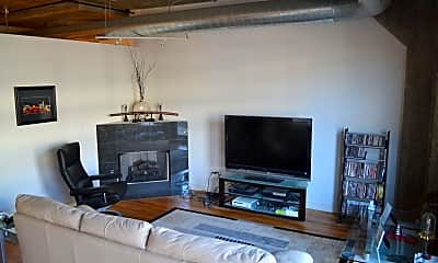 Living Room, 1001 W 15th St 243, 2