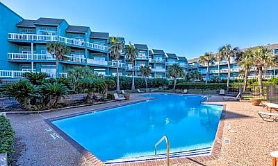 Pool, Oceanfront Lofts, 1
