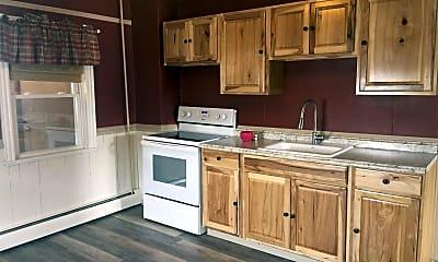 Kitchen, 122 School St, 1