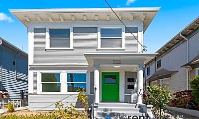 Building, 684 Brockhurst Street, Up, 2