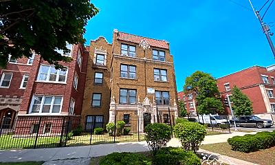 Building, 110 N Kostner Ave, 1