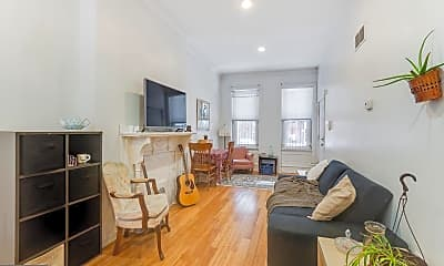 Living Room, 4031 Green St A, 1