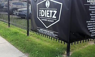 The Dietz Lantern Factory, 1